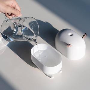 Image 4 - جديد SOTHING DSHJ H 009 260 مللي الغزلان المرطب ضوء USB المنزل الهواء المرطب منقي هواء محمول صغير جو ضوء الليل
