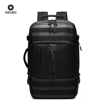 2020 Fashion Man Backpack Multifunction 15inch Laptop Men Backpacks Large Capacity Fashion Male Mochila Waterproof Travel Bag