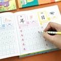 4 шт., книжки-карандаши с китайскими иероглифами