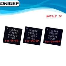 100% novo u2 usb tristar ic 1608a1 1610a1 1610a2 1610a3 610a3b 1612a1 ic para iphone 5/5S/6/6p/7p/8/8p/x/xs/xsmax/xr u2 ic usb