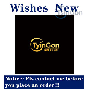 Image 1 - TyinGon אנדרואיד טלוויזיה תיבת 2g 16g Wifi Sansat אין app