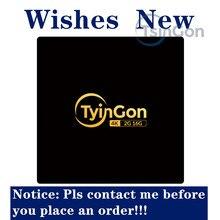 Tyingon Android TVセットトップボックス,2g,16g,wifi,sat,アプリなし