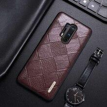 LANGSIDI Luxury Leather phone case For Oneplus