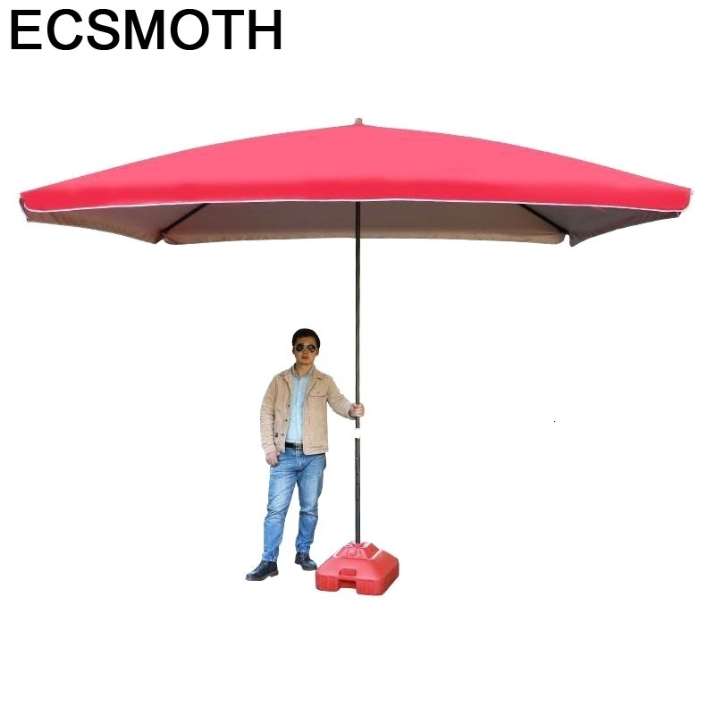 Sombrilla Playa Ombrellone Da Spiaggia Pergola Terras Beach Parasol Mueble De Jardin Outdoor Garden Furniture Umbrella Set