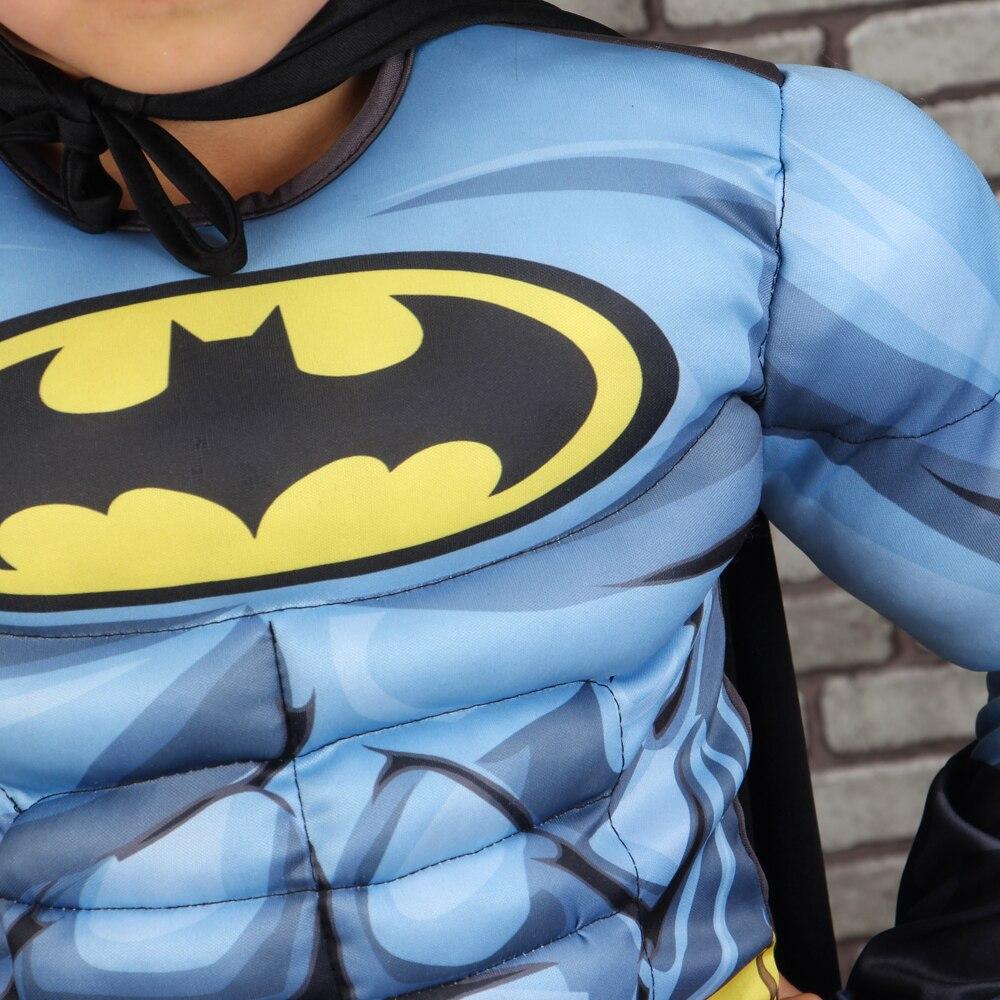 儿童-蝙蝠侠-肌肉-细节-A
