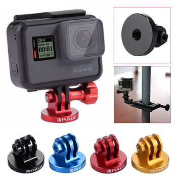 top selling product in 2020 PULUZ CNC Camcorder Tripod Mount Adapter For GoPro HERO 6 5 4 3/ 3 2 1 a