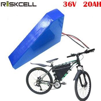 Batería de litio para bicicleta eléctrica, 36v, 20ah, 1000W, 36v