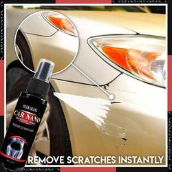 100ml Car Scratch Repair Nano Spray Auto Interior Restorer Agent Agent Spray Repair Car Polish Paint Care Repairing Car Coa I5P4