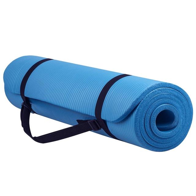 Non Slip Yoga Mat Thick Shock Absorbing
