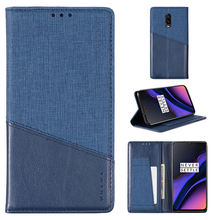 For Oneplus 6T Case Flip Wallet Card Book Phone Shell for OnePlus 6 Leather Luxury Case One Plus 6T Magnetic Shockproof Cover