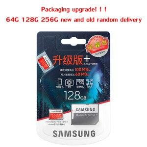 Image 2 - SAMSUNG Micro SD Card 128 GB U3 การ์ดหน่วยความจำ 128 GB EVO PLUS SDHC U3 C10 TF Card C10 90 เมกะไบต์/วินาที MICROSDXC UHS 1 จัดส่งฟรี