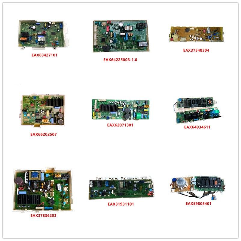 EAX63427101| EAX64225006-1.0| EAX37548304| EAX66202507| EAX62071301| EAX64934611| EAX37836203| EAX31931101| EAX59805401 Used