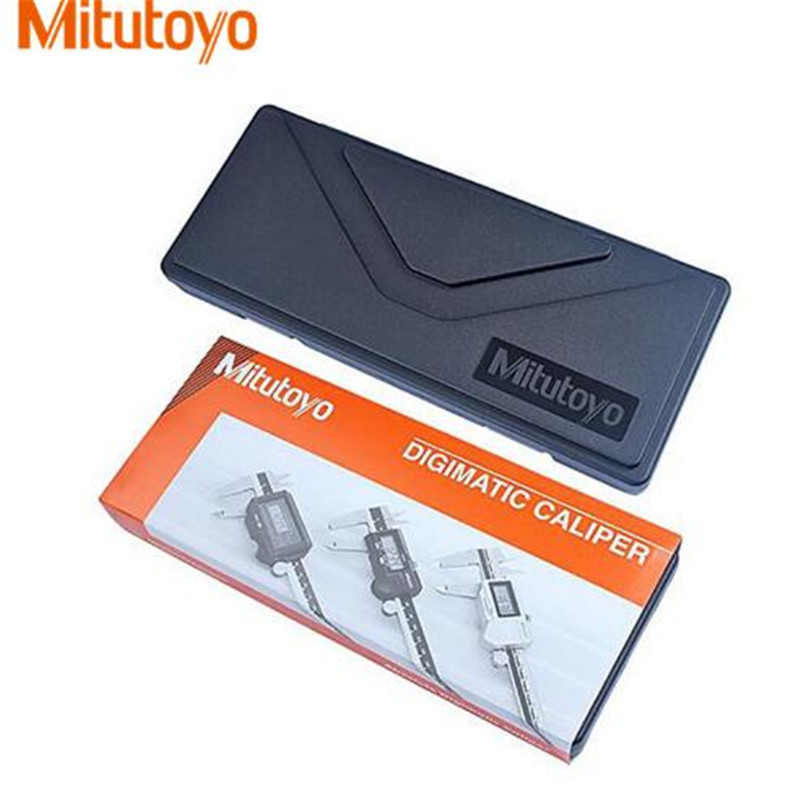 Image 5 - Mitutoyo Calipers Digital Vernier Calipers 0 150 0 200mm LCD 500 196 20 Caliper Electronic Measuring Stainless Steel-in Calipers from Tools