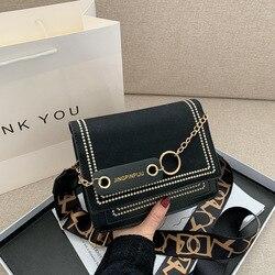 Moda crossbody saco para as mulheres 2020 luxo simples emenda bolsa de ombro ladie design pu bolsas de couro e bolsas