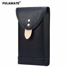 Универсальная поясная сумка fulaikate с пряжкой для iphone 11