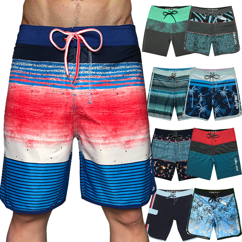 Men Shorts Beach Board Shorts Trunks Beach Board Shorts Swimming Pants Swimsuits Mens Short Pants Male Casual Beach Sweatpants