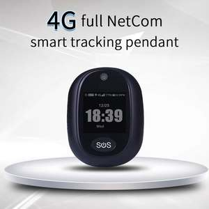 3G 4G Full Netcom SOS Locator Personal SOS Button Emergency Alarm Waterproof GPRS Anti-fall Alarm for The Elderly and Children