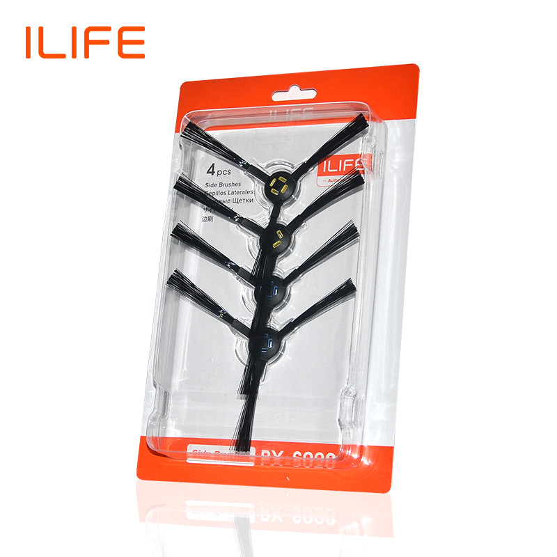 ILIFE V8s A9s A7 Sides Brush Accessories Pack PX-S020