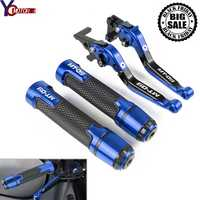 For YAMAHA MT09 MT-09 SR FZ-09 FZ09 2014-2019 2018 2017 2016 Motorcycle Brake Clutch Lever and Handle bar mt 09 Grips Handbar