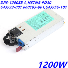 PSU Power-Supply DPS-1200SB New for HP G8 Dps-1200sb/A/Hstns-pd30/..