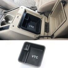 Merkezi kolçak konsol tepsi organizatör saklama kutusu Nissan devriye Armada Y61 VTC aksesuarları