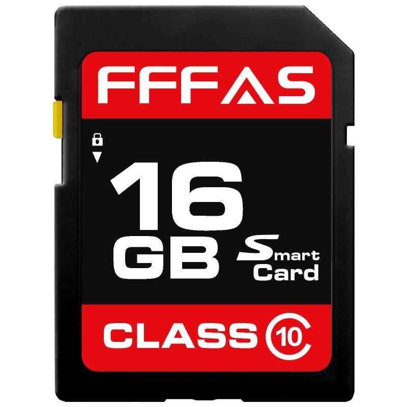 Professional 64GB 128GB 256GB SDXC SD Card 16GB 32GB SDHC Card Memory Card High Speed For Nikonn Canonn Camera