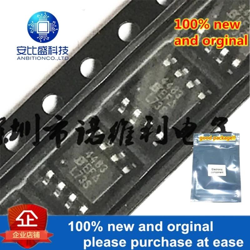 10pcs 100% New And Orginal SI4483EDY-T1-E3 SOP-8 SI4483 P 4483 30V 10A In Stock