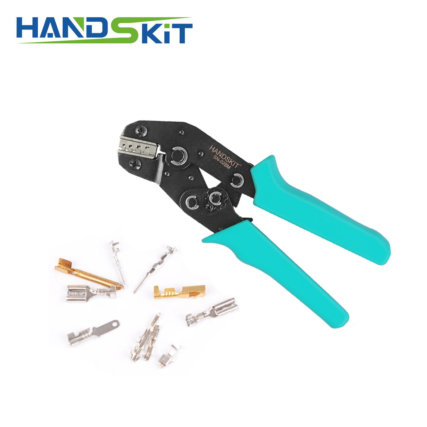 SN-02BM Crimping Tools for 2.54//Dupont Servo Connectors JST Connector Crimper