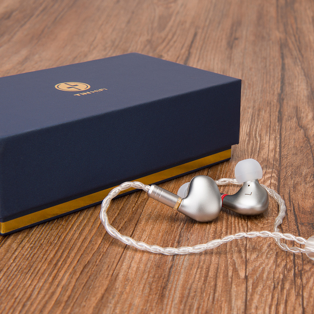 TIN HIFI T2 Plus 3.5mm In Ear Earphone 10mm Dynamic Driver CNC Metal HIFI Earbud DJ Music MMCX Detachable Headset T4 P1 T2 Pro 6