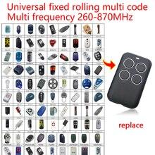 copy gate garage door remote control 315 330 433 868 mhz universal duplicator fixed rolling multi code remote control