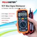 Бесконтактный мультиметр-Амперметр HYELEC MS8232  цифровой мини-мультиметр постоянного тока  тестер переменного напряжения  хранение данных  авт...