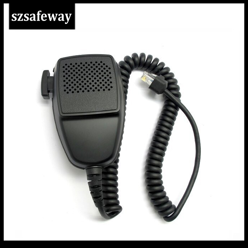 HMN3596A Hand <font><b>microphone</b></font> PPT 8 PIN Shoulder speaker Mic For <font><b>Motorola</b></font> Mobile Radio GM950 <font><b>GM300</b></font> GM338 CM340 GM640 GM900 image