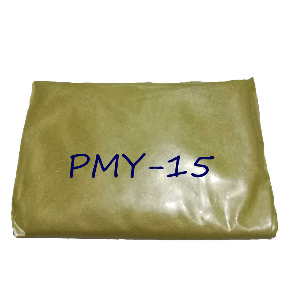 # PMY-15 High Quality Yellow Series Mica Pigment Powder for DIY decoration Paint Cosmetic Metal Dust Soap Dye Nail Art