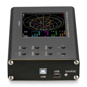 Image 4 - Nuovo portatile VNA SWR di vettore analizzatore di rete reflectometer Arinst VR 1 6200 MHz