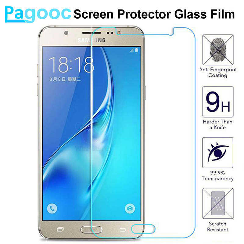 Protective Glass For Samsung Galaxy A3 A5 A7 J3 J5 J7 2016 2017 Tempered Screen Protector Glass For Samsung S7 Protection Film