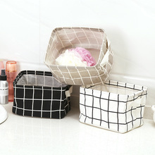 Foldable Laundry Basket Household Multifunctional Baskets Storage Bag  for Toy Holder Organizer