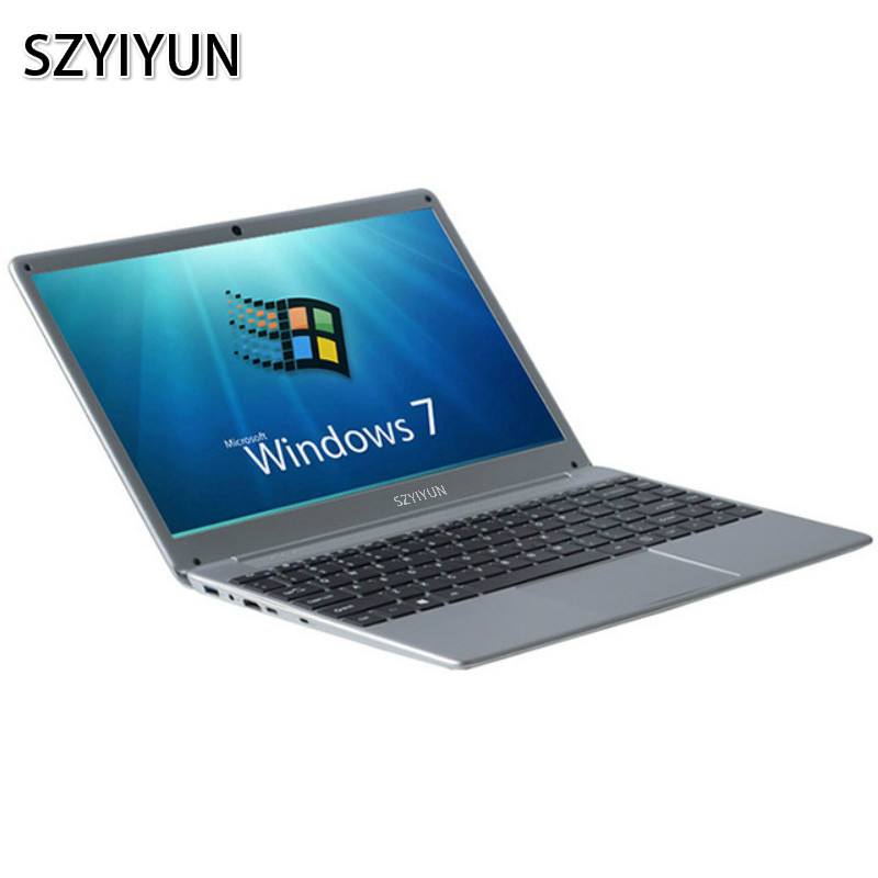 14 Inch Mini Intel Laptop N3520 2020 New 8G RAM Portable Business Office Notebook Student PC Computer Travel Working Netbook