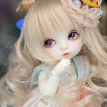 fairyland Rosanna Lollipop Robb Doll BJD 1/8 Tiny Cute Ball Jointed Doll Resin Best Birthday Gift Toy For Girl Fairyland free shipping pukifee luna doll bjd 1 8 tiny cute ball jointed doll resin fairies best birthday gift toy for girl fairyland