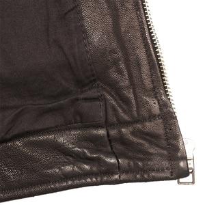 Image 5 - 100% עור כבש שזוף עור מעיל רך Slim סגנון גברים אמיתי עור מעילי גברים של עור מעיל בגדי אביב סתיו M459