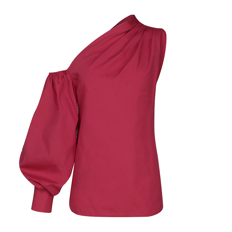 solto topos senhora elegante blusas plus size femme 7