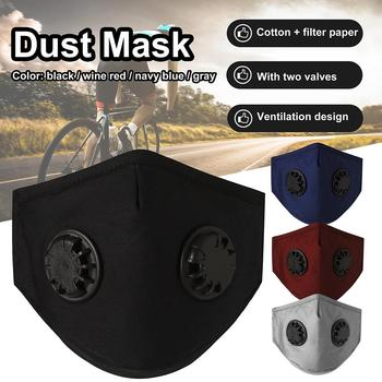 Protection Face Mask Activated Carbon Filter Paper Set 98% Isolate Bacterial Virus Flu Mouth-muffle Respirator Washable Reusable