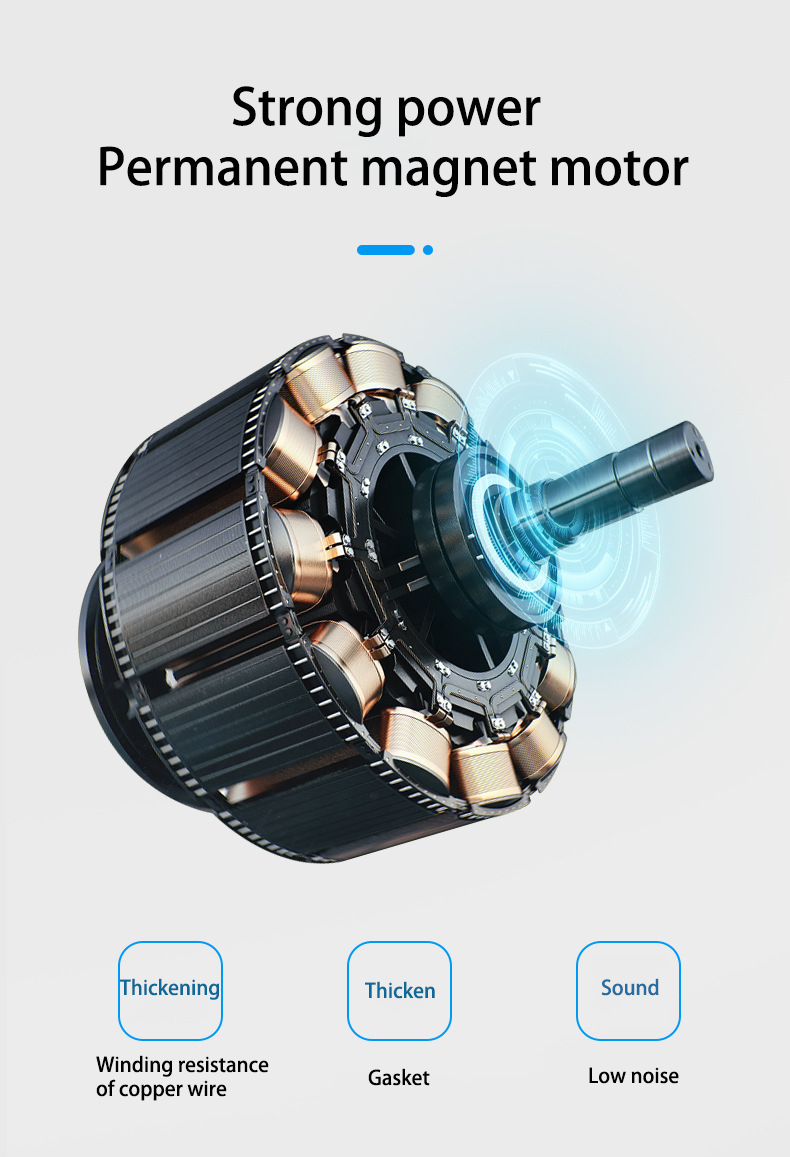 EAFC 12V Mini Carro Compressor de Ar