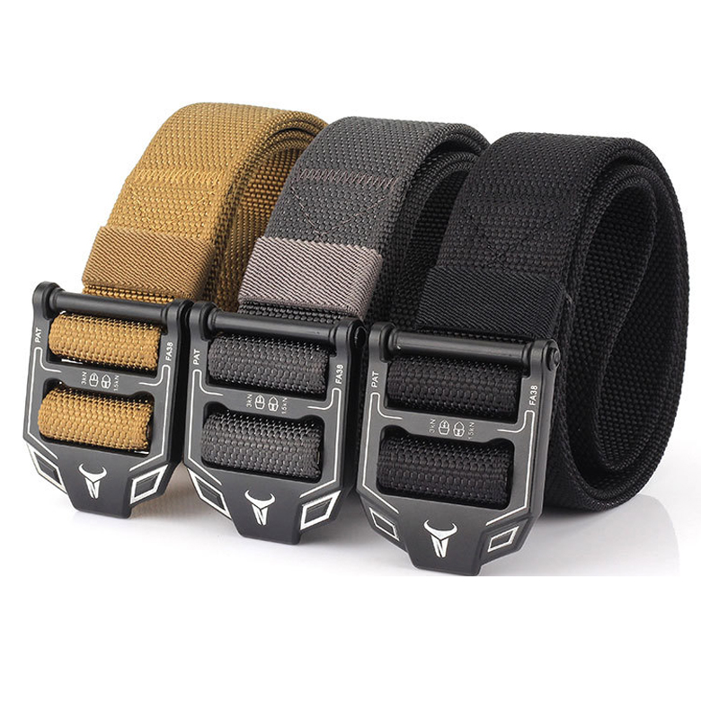 SWAT Formal Cusual Waistband Heavy Duty Utility Military Tactical Belt Airsoft Police Combat Hunting Men Waist Strap Gear Strong
