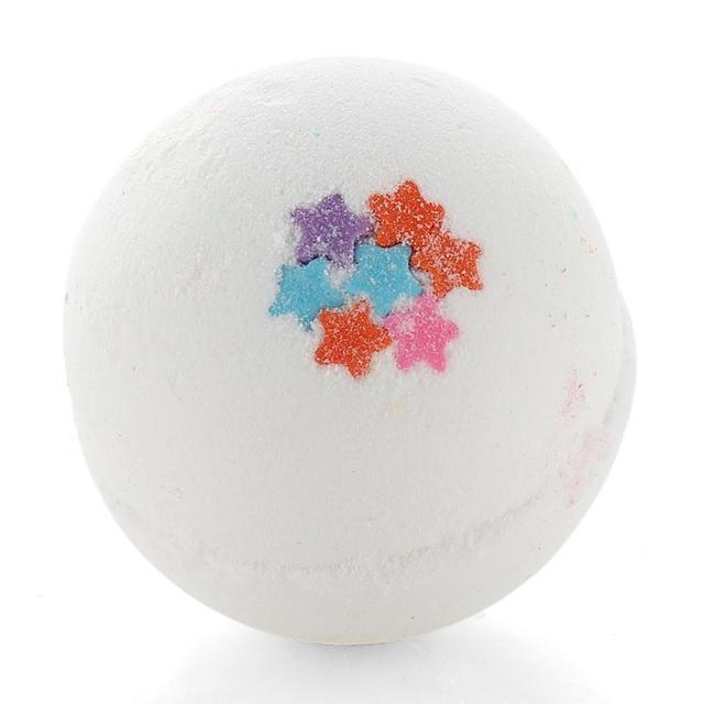 NEW 12 Pcs/set Petal Handmade Essential Oil Moisturize Bath Salt Bubble Bath Bomb Round Ball Explosion Salt Bath TSLM2 3
