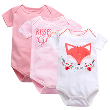 Baby Bodysuits Mommy Loves Me Print Body Baby Boy Girl Clothing Sets Newborn Baby Clothes Products Jumpsuit(China)