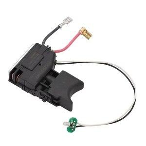 Image 2 - Switch trigger 10.8V for Makita 650699 7 6506997 650645 0 6506450 DF330DWE DF030DWE TD090DWE TD090D DF330D DF030D DF330DWLE