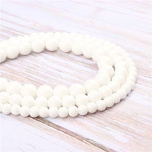 Wholesale Shiraishi Natural Stone Beads Round Beads Loose Beads For Making Diy Bracelet Necklace 4/6/8/10/12MM