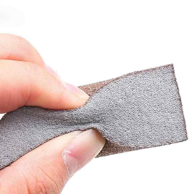 نانو ماجيك الإسفنج ممحاة القطن إزالة الصدأ تنظيف إزالة الترسبات نظيفة فرك وعاء أدوات مطبخ أدوات المطبخ اكسسوارات