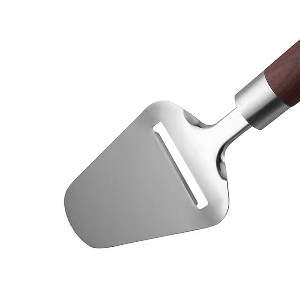 Stainless Steel Keju Pesawat Slicer Multifungsi Parutan Slice Pisau Pizza Sekop Baking Kue Sekop Alat Dapur Alat