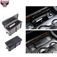Central Control Ashtray Car Portable Car Ashtray Cigar Ash Tray For Mercedes-Benz ML350 ML400 GL450 GL-Class M-Class GLE AMG